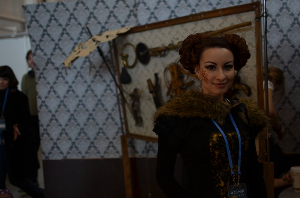 Фотоотчет с «Игромира» и Comic Con Russia, день 1 - Изображение 9