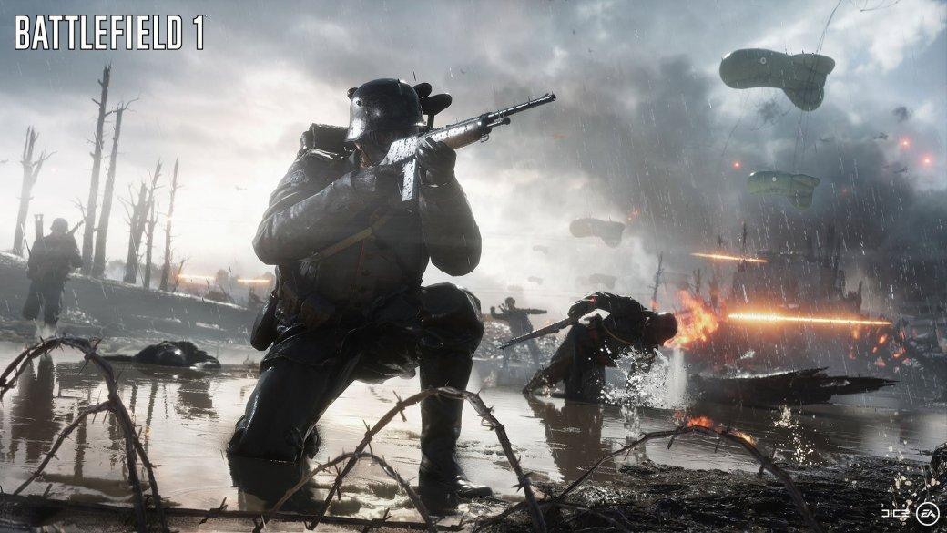 EAраскрыла список карт ирежимов Battlefield1 - Изображение 1