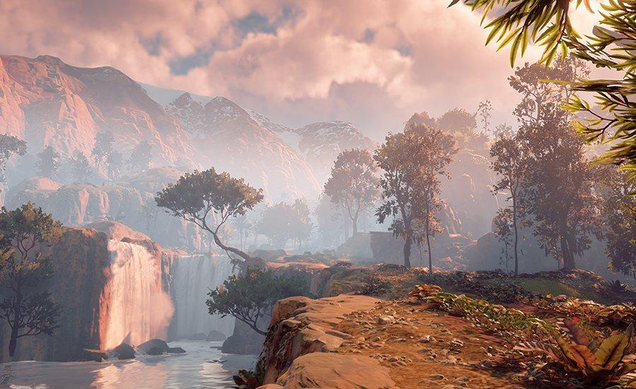 Все красоты мира Horizon: Zero Dawn. - Изображение 28
