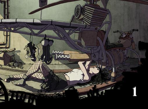 Комиксы: FreakAngels - Изображение 1