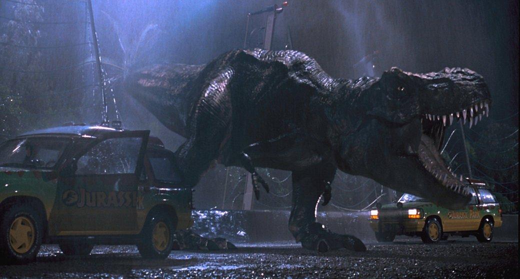 Как Стивен Спилберг чуть не убил тираннозавра - Изображение 1