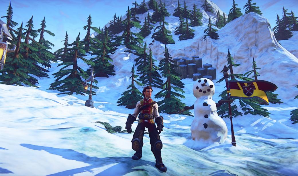 Спонсорам свернутой игры с Kickstarter дадут EverQuest Next Landmark - Изображение 1