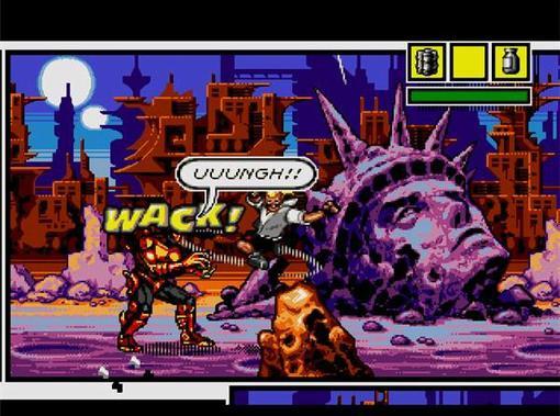 Ретро: Comix Zone для Sega Mega Drive/PC. - Изображение 4