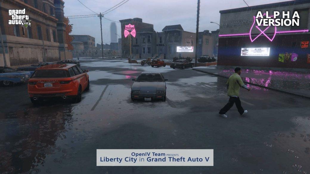 12 классных скриншотов Либерти-Сити в GTA 5 - Изображение 9