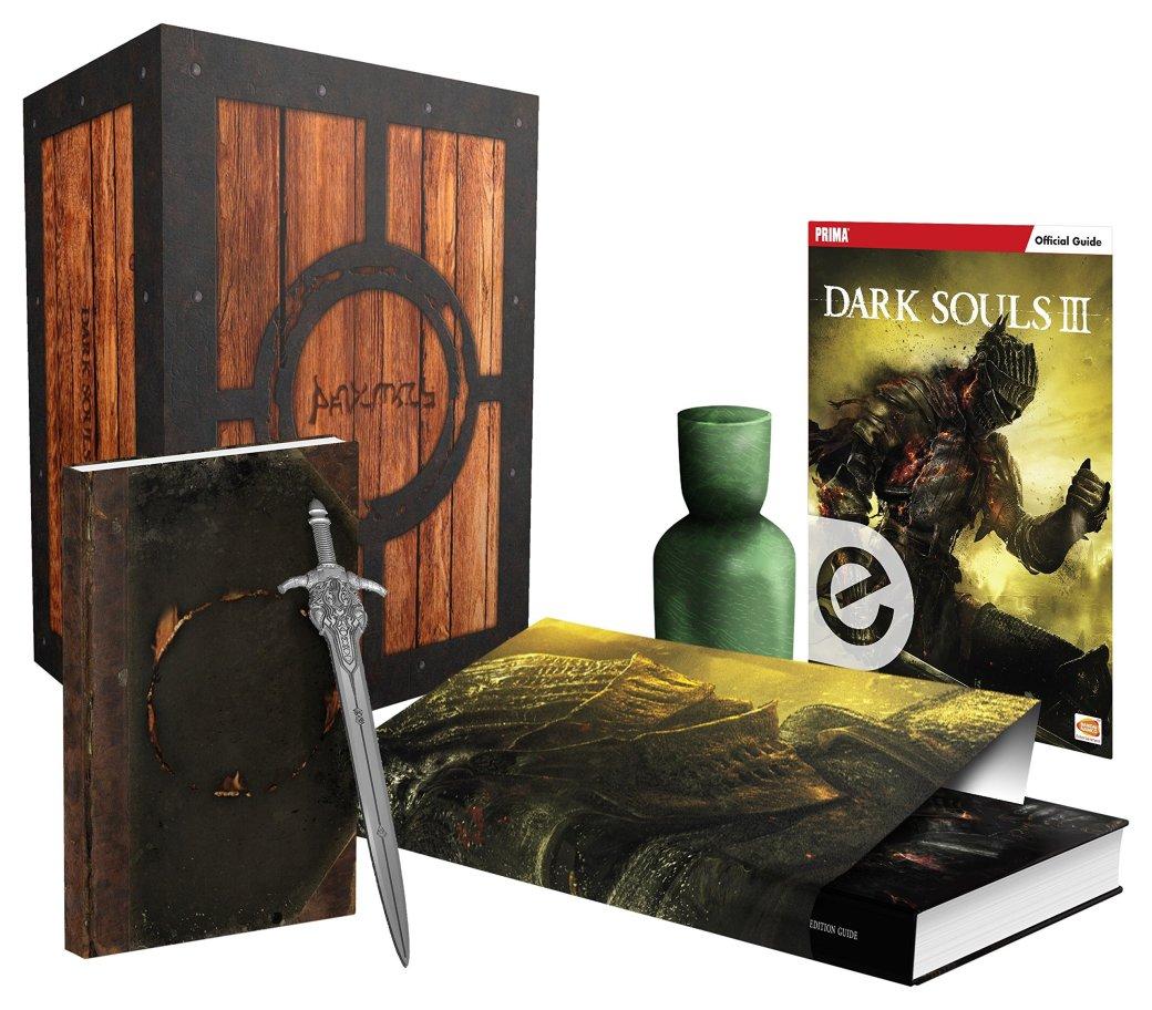 Гайд по прохождению Dark Souls 3 оценили в $130 - Изображение 1