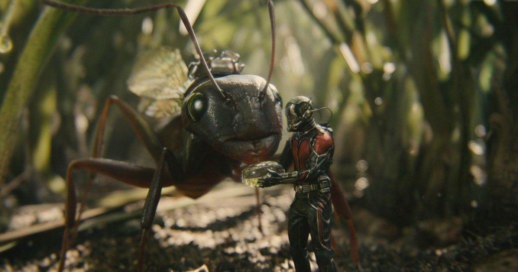 Рецензия на «Человека-муравья» - Изображение 17