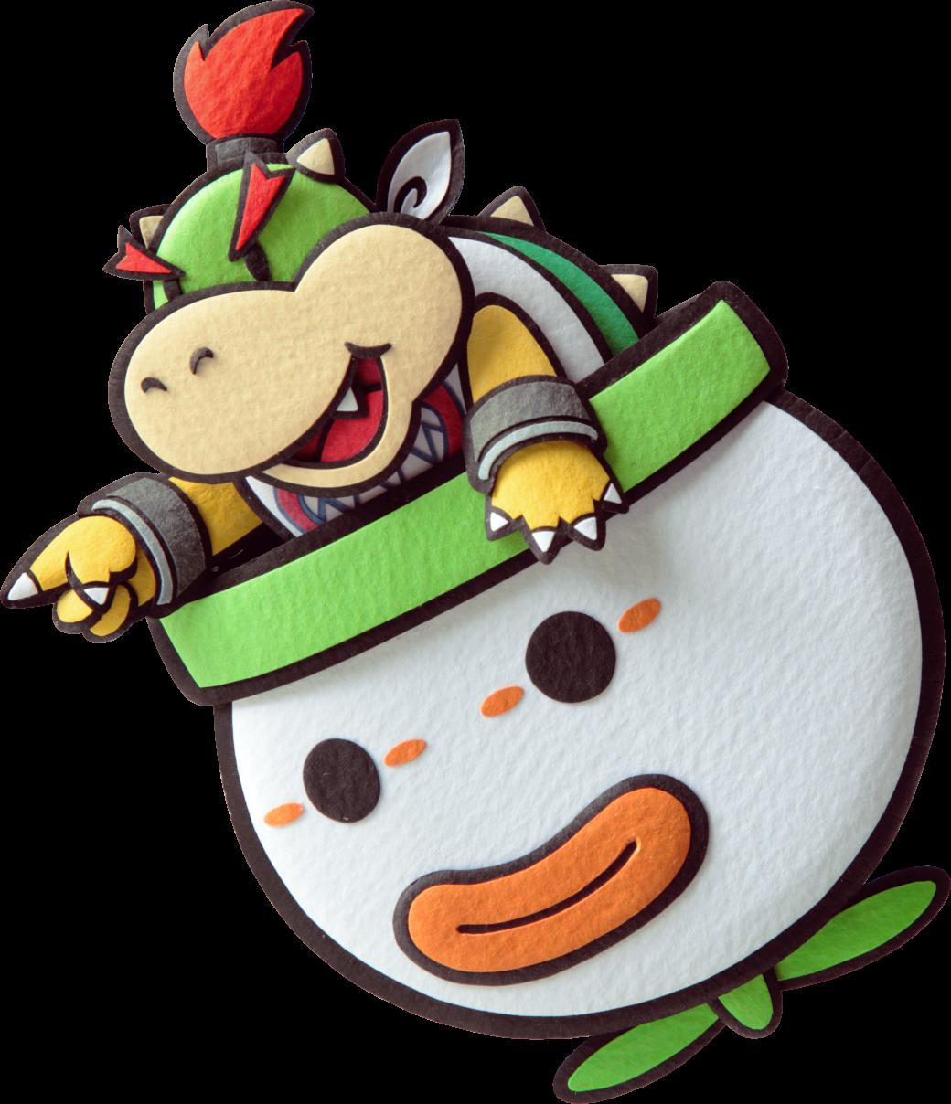 Рецензия на Paper Mario: Sticker Star. Обзор игры - Изображение 10