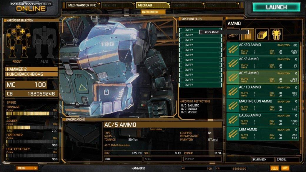 Mechwarrior Online VS Hawken: Битва роботов - Изображение 11