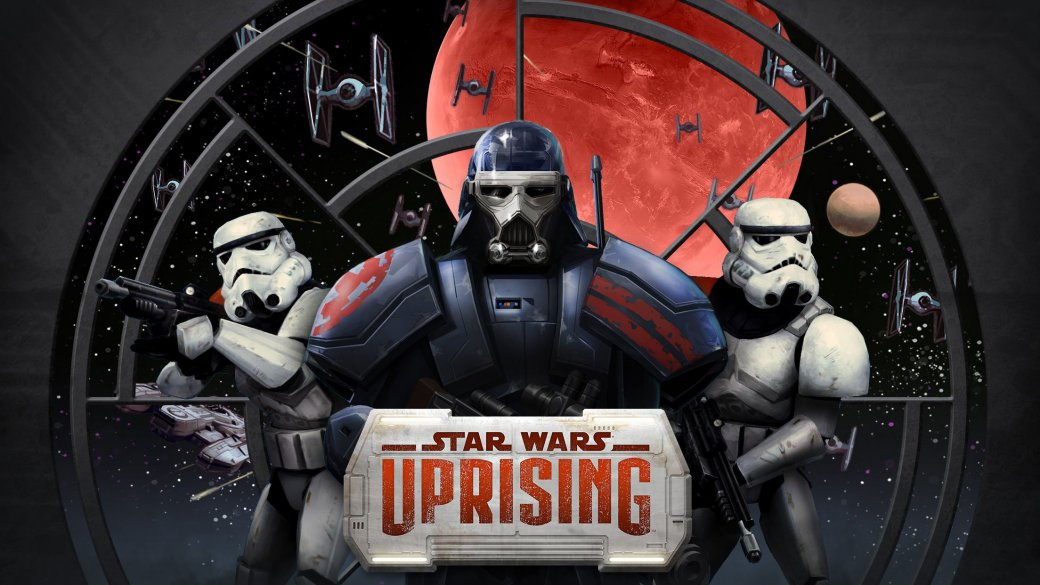 Star Wars: Uprising вышла на iOS и Android - Изображение 1