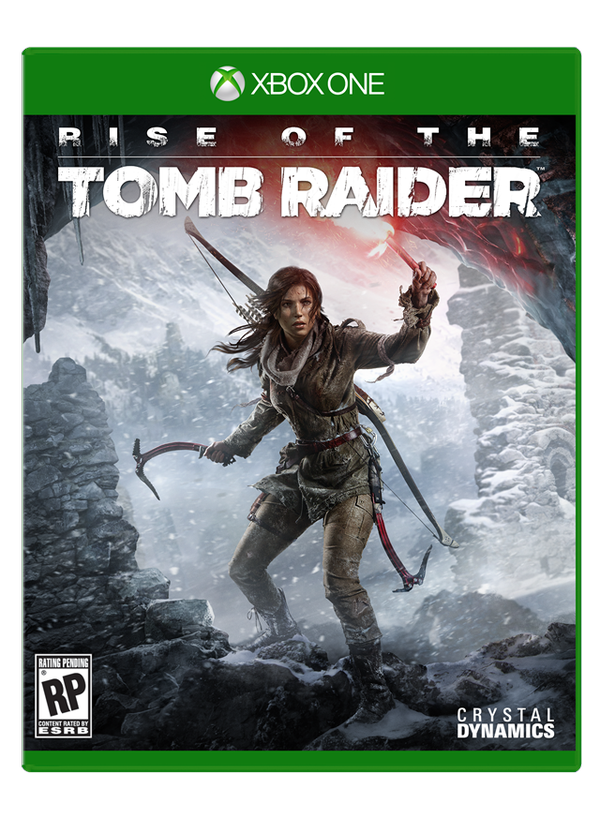 Лара карабкается по горе в трейлере Rise of the Tomb Raider - Изображение 2