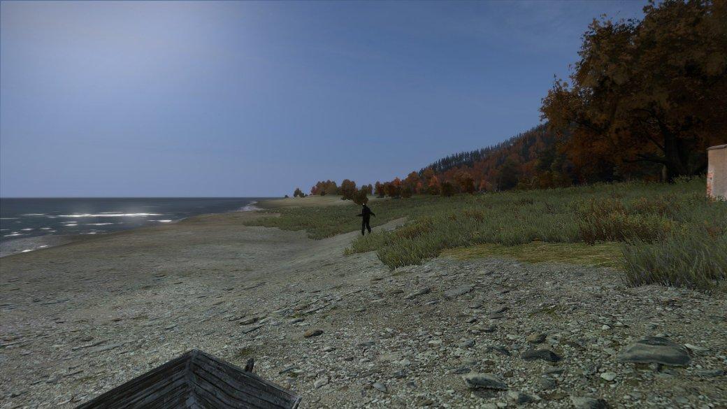 Мой первый час выживания в DayZ Standalone - Изображение 2