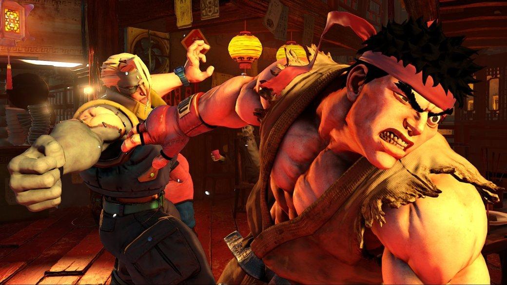 Street Fighter V точно не выйдет на Xbox One - Изображение 1