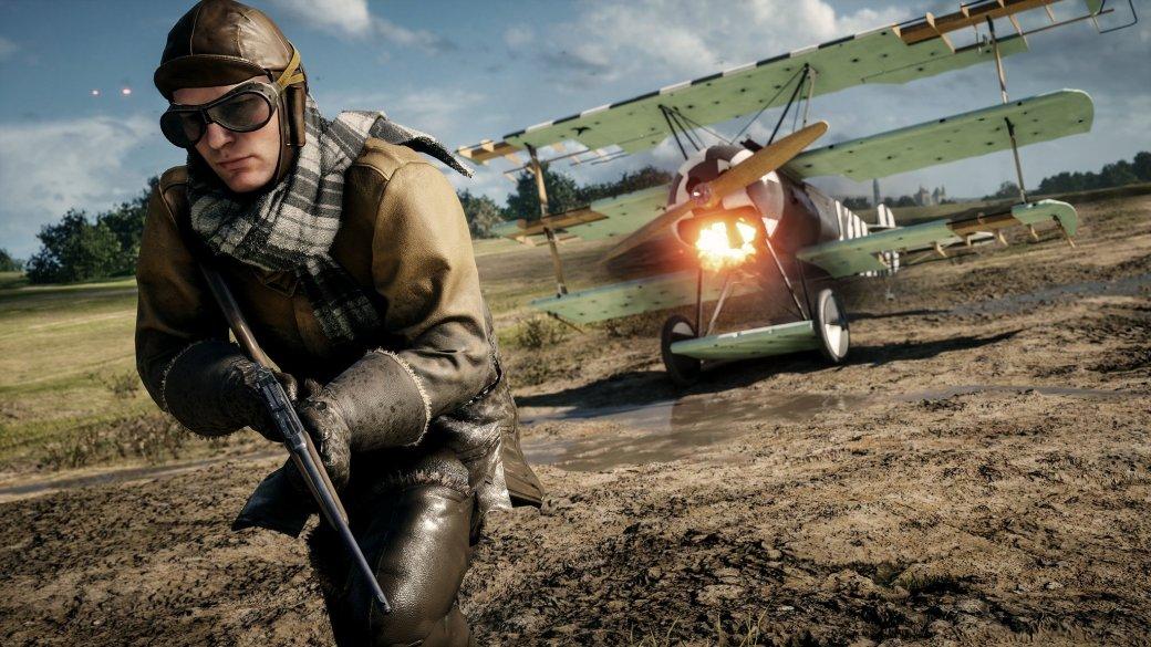 Изумительные скриншоты Battlefield 1 - Изображение 29