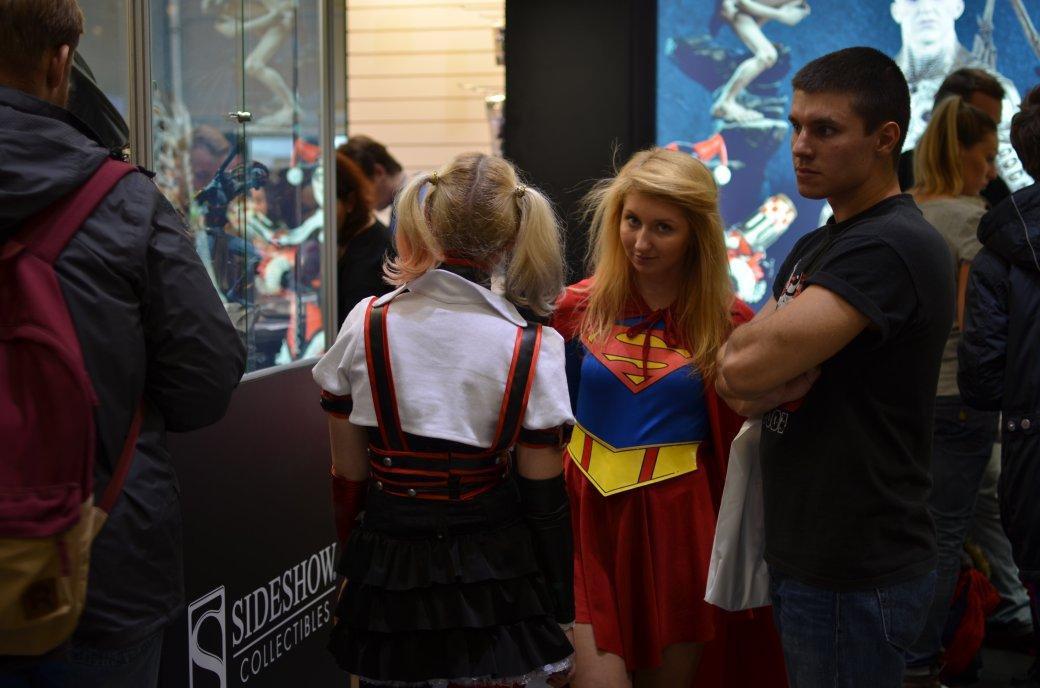 Фотоотчет с «Игромира» и Comic Con Russia, день 4 - Изображение 14