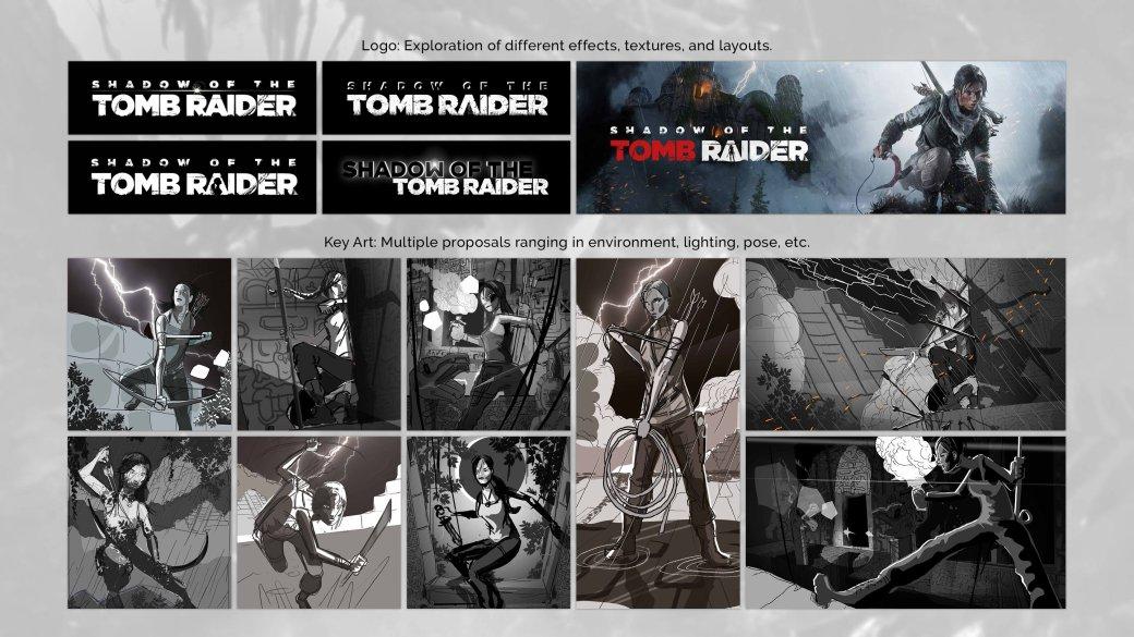 Утечка: первые концепт-арты Shadow ofthe Tomb Raider. Итут Египет?. - Изображение 1