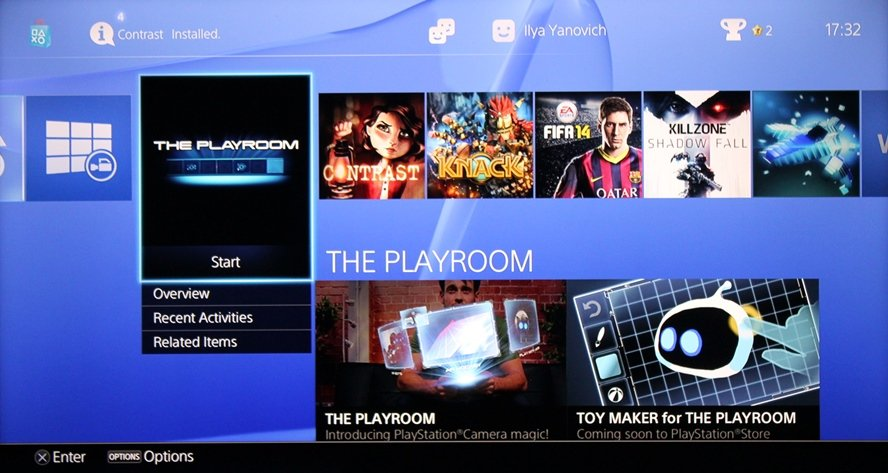Интерфейс PlayStation 4 - Изображение 3