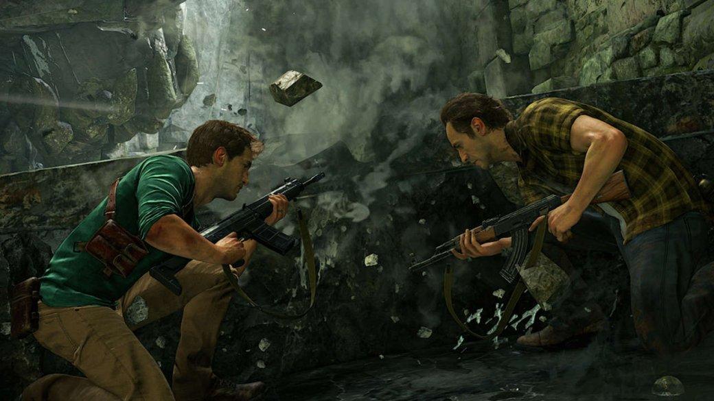 Все о бете Uncharted 4: напарники, артефакты, размер файла. - Изображение 1