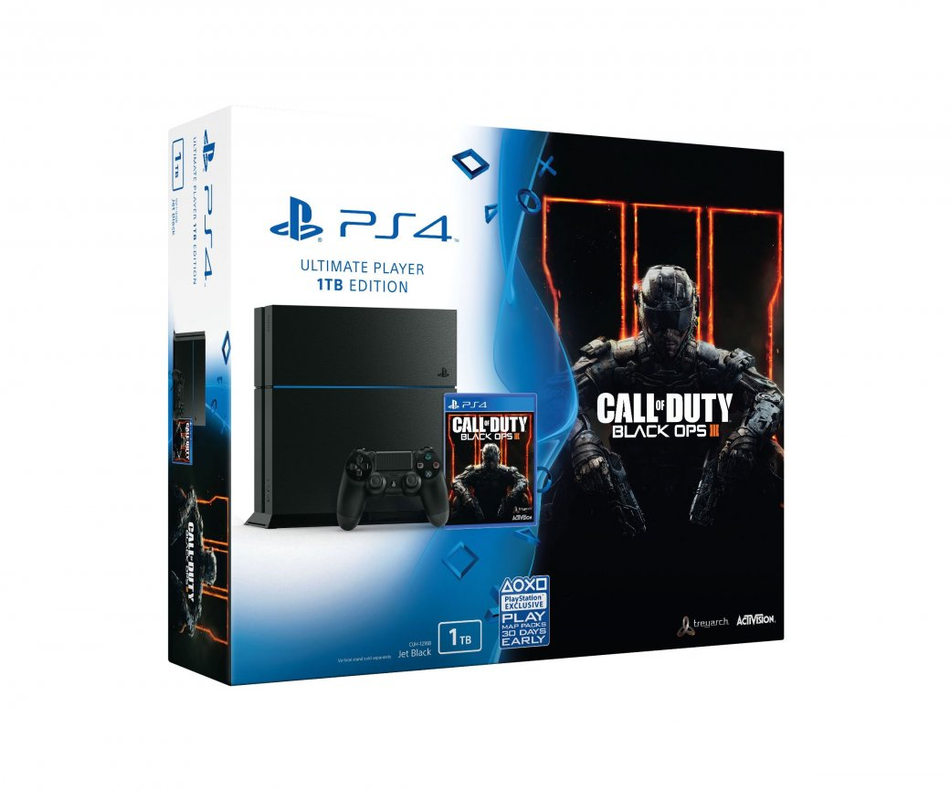 Sony представила Call of Duty: Black Ops 3 Limited Edition PS4 Bundle - Изображение 7