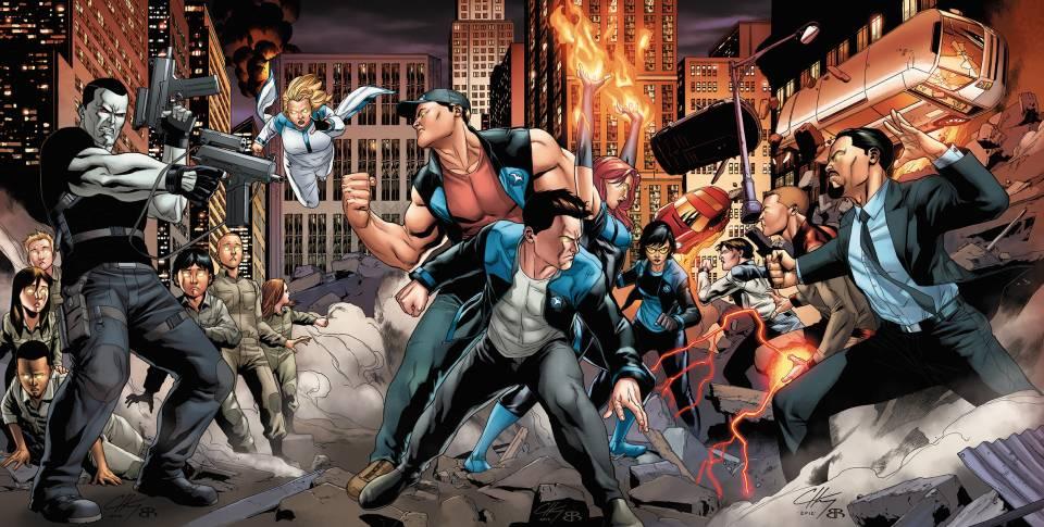 Sony готовит киновселенную комиксов, альтернативную DC и Marvel - Изображение 1