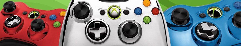 В продажу поступили новые контроллеры для Xbox 360 - Изображение 1