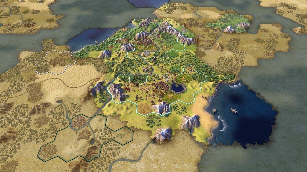Sid Meier's Civilization VI— Шон Бин, мультяшность иджихад - Изображение 7