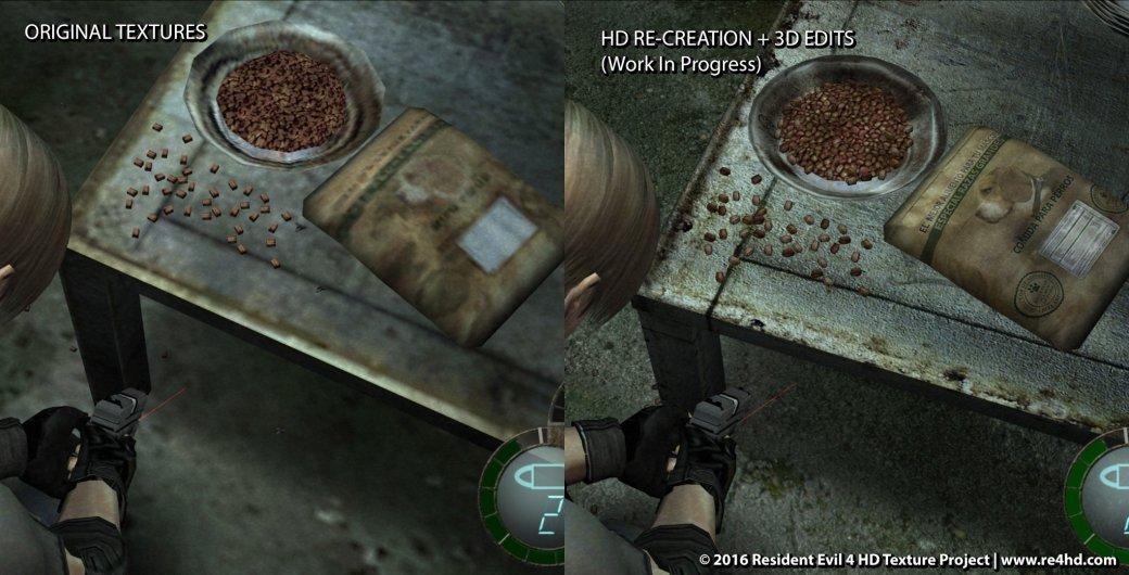 Resident Evil 4 продолжает хорошеть стараниями энтузиастов - Изображение 1
