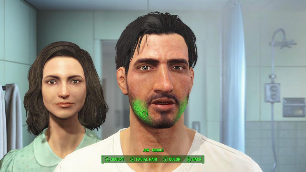Женщина, собака и пулемет на борту в новом арте и скринах Fallout 4 - Изображение 7