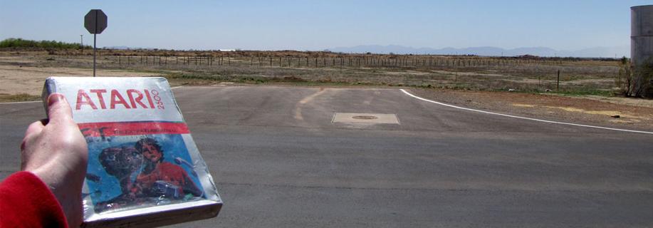 Власти Нью-Мексико приостановили раскопки картриджей с игрой E.T. - Изображение 1