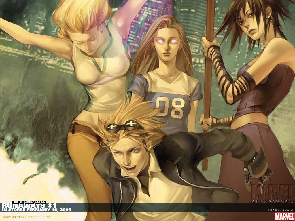 Marvel делает сериал «Беглецы» про супергероев-подростков - Изображение 1