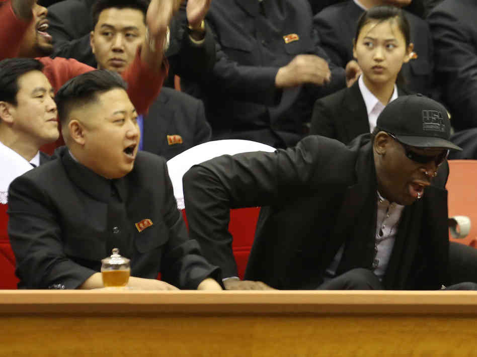По приключениям Денниса Родмана в Северной Корее снимут комедию - Изображение 1