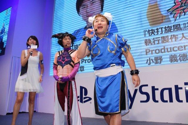Японка снялась для водительских прав в образе героини Street Fighter - Изображение 3