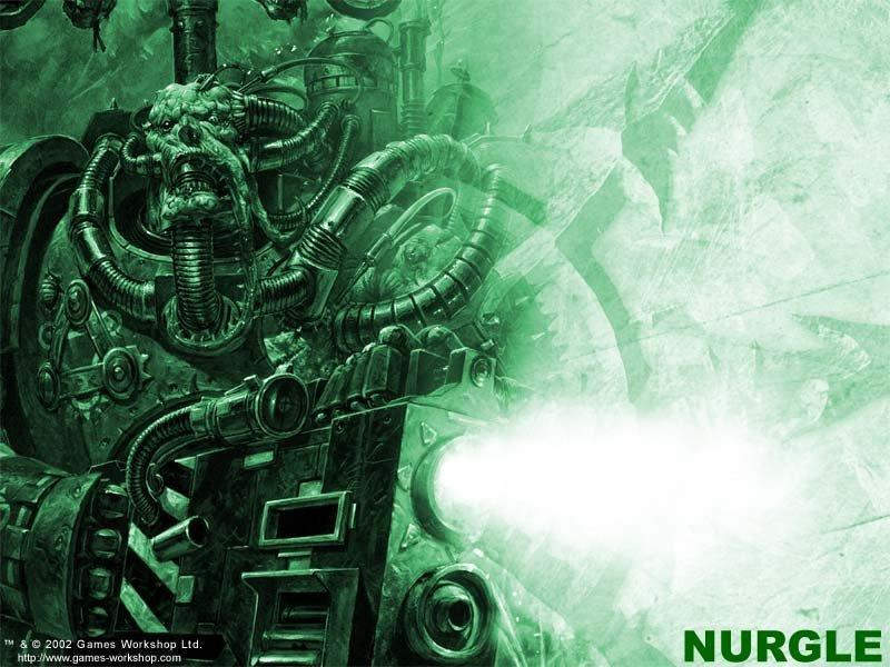 Warhammer 40000. История длинною в миллионы световых лет. Продолжение. - Изображение 10