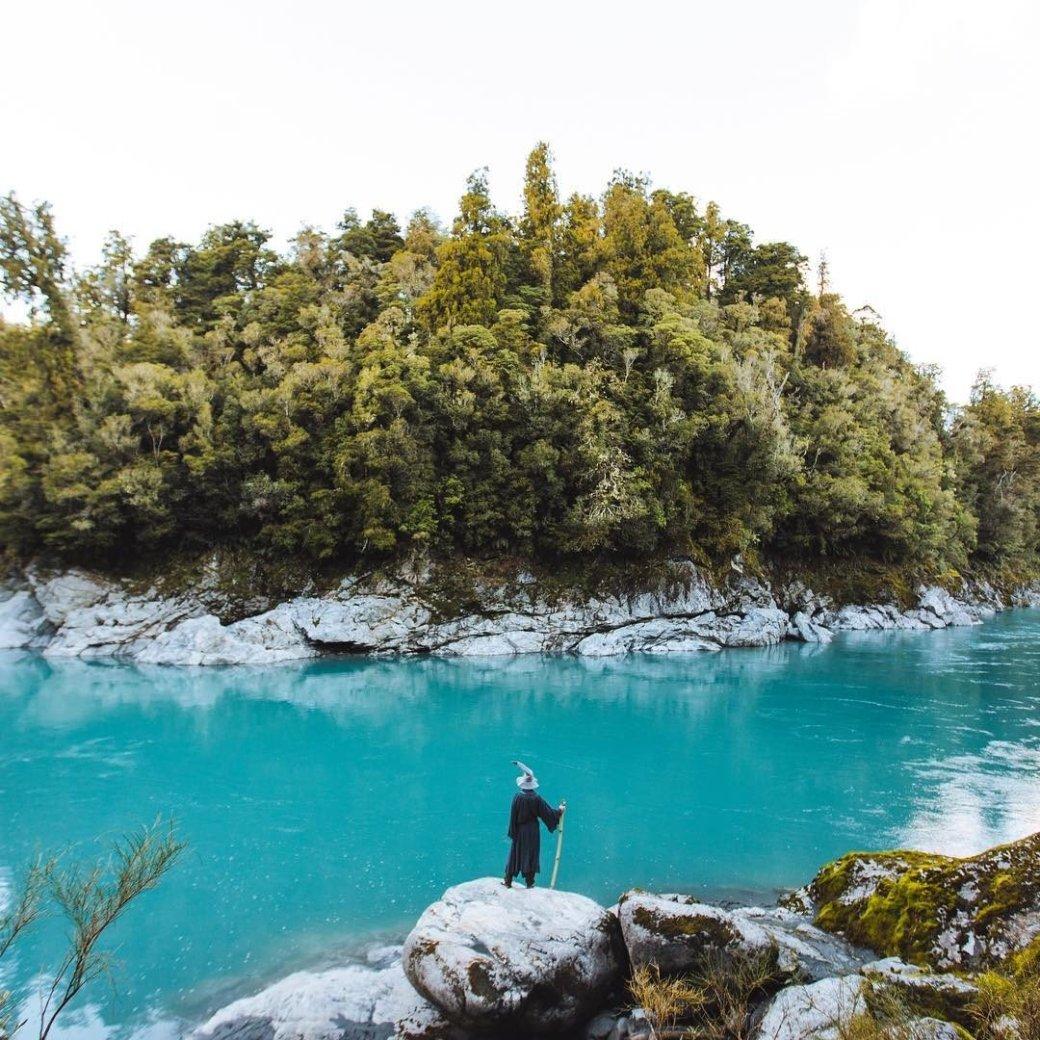 Приключения Гэндальфа вНовой Зеландии: немного Средиземья. - Изображение 1