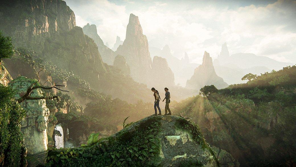 25 изумительных скриншотов Uncharted: The Lost Legacy. - Изображение 25