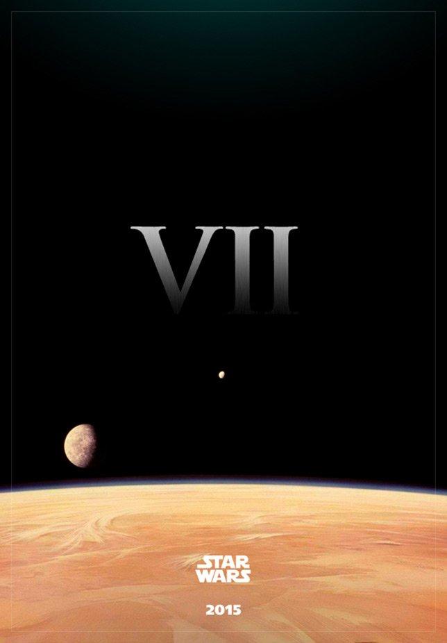 Фанатские постеры Star Wars: Episode VII - Изображение 31