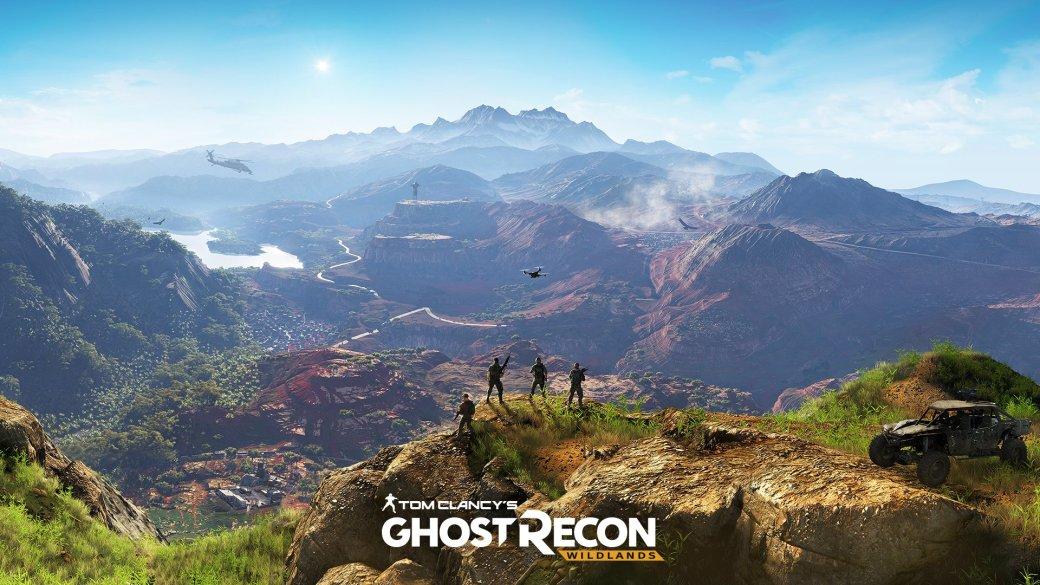 12 часов сTom Clancy's Ghost Recon: Wildlands. - Изображение 1
