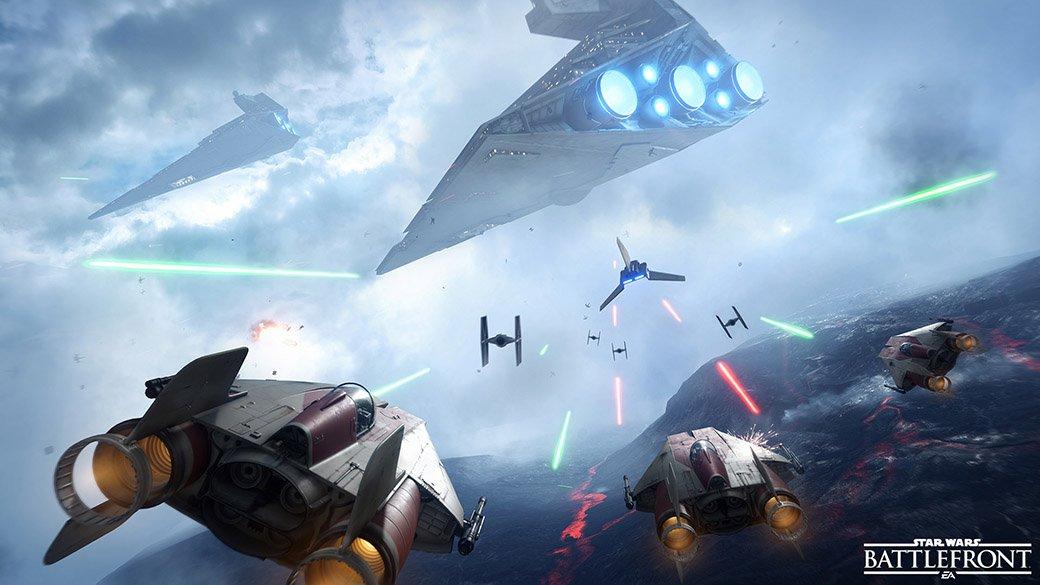 DICE показала нам финальную версию Star Wars: Battlefront - Изображение 1