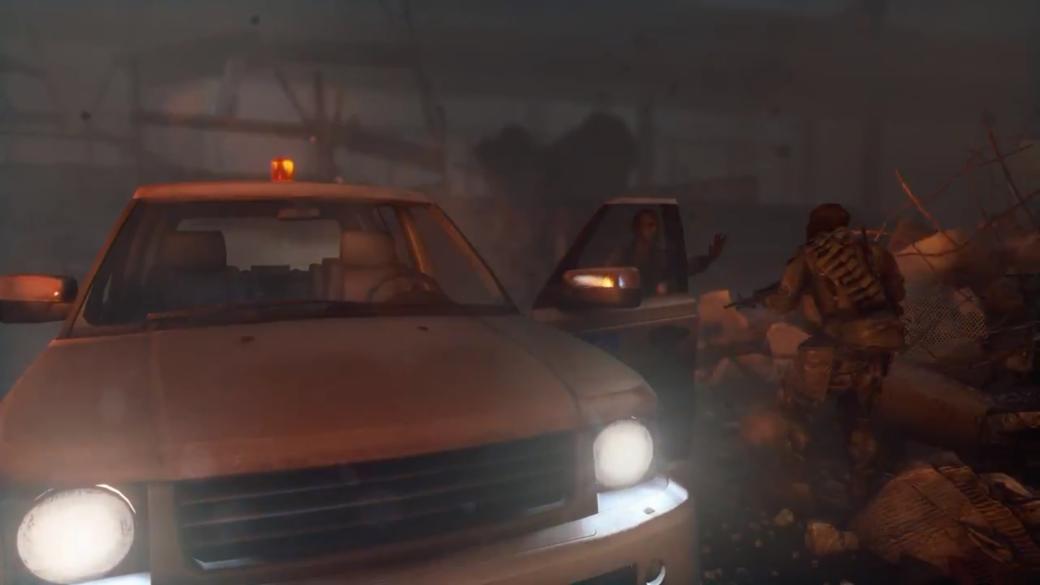 Милитари-дежавю: 11 сцен из трейлера Battlefield 4, которые мы где-то видели. - Изображение 19