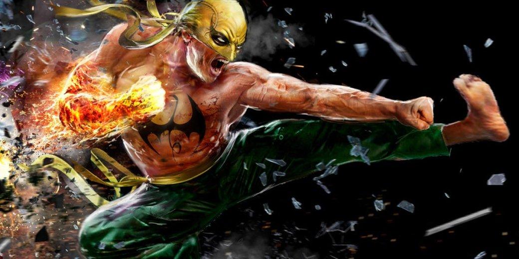 Объявлена дата выхода «Железного кулака» Marvel на Netflix - Изображение 1