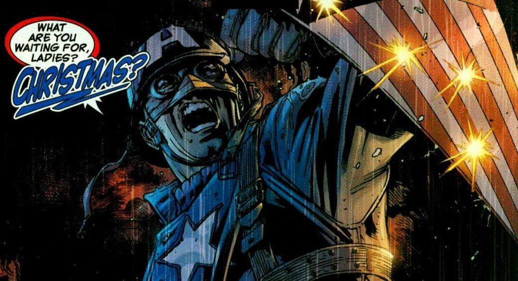 Еще один Капитан Америка в комиксах Marvel? Разбираем фанатские теории - Изображение 2