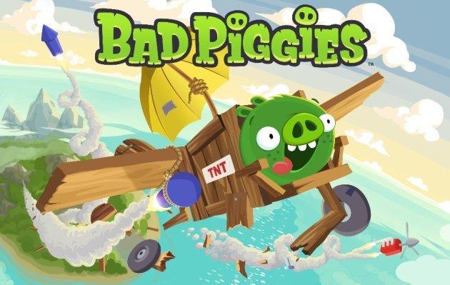 Рецензия и смысл игры ''Bad Piggies''. - Изображение 2