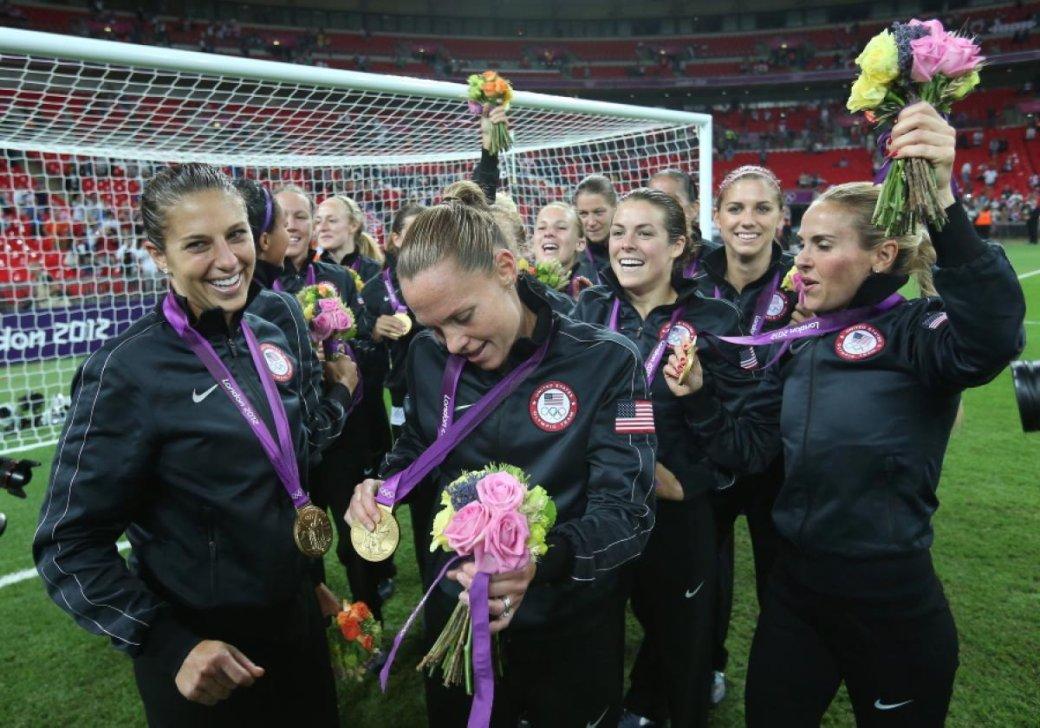 Женский футбол: Во-первых, это красиво... - Изображение 16