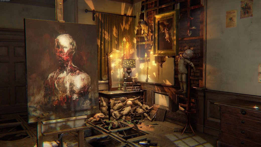 В феврале выйдет Layers of Fear —игра ужасов страшнее Outlast - Изображение 1