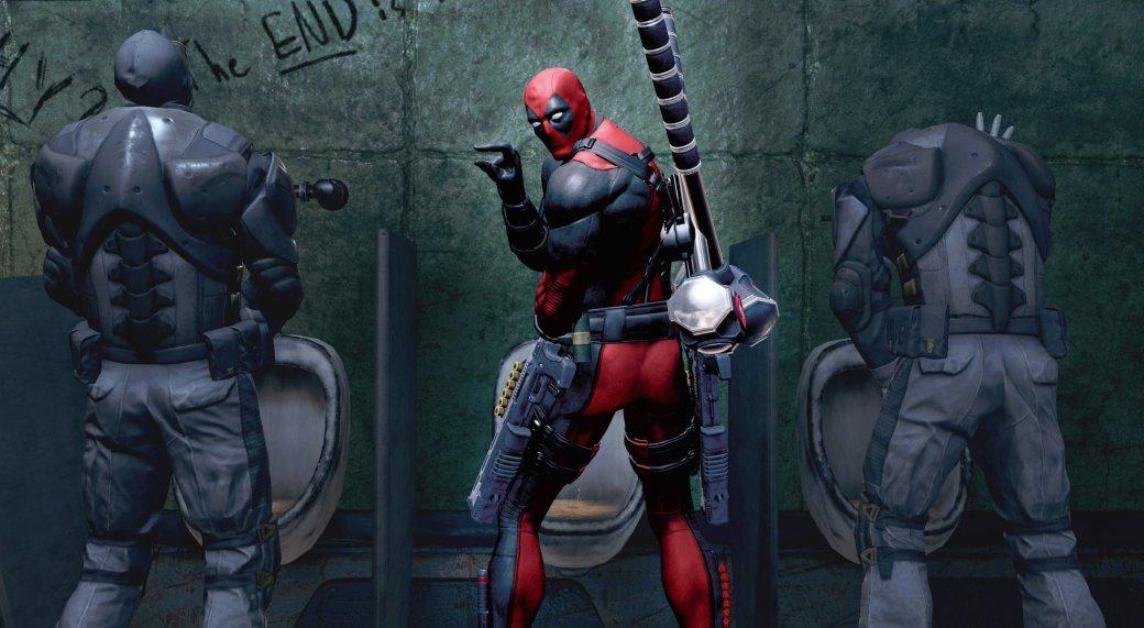 Игра недели. Deadpool: The Game. - Изображение 1
