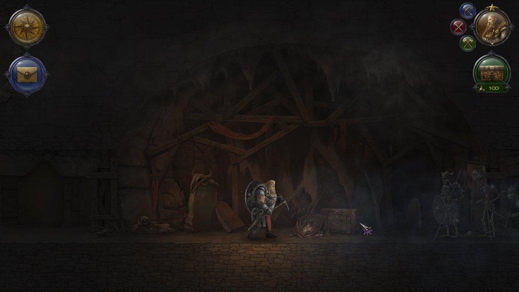 Niffelheim — отечественная инди-сага про викинга-поселенца - Изображение 6