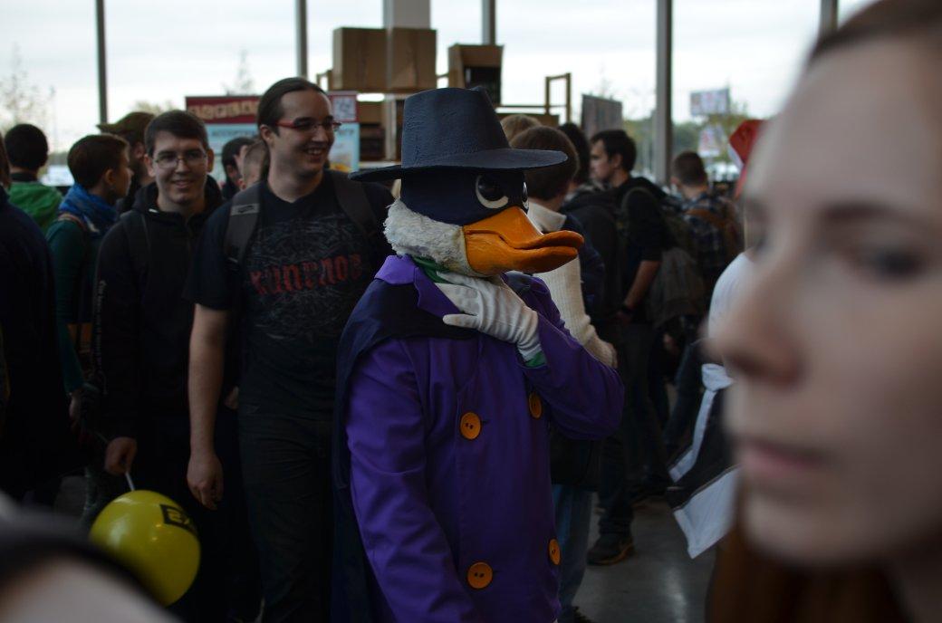 Фотоотчет с «Игромира» и Comic Con Russia, день 2 – концерт Noize MC. - Изображение 11