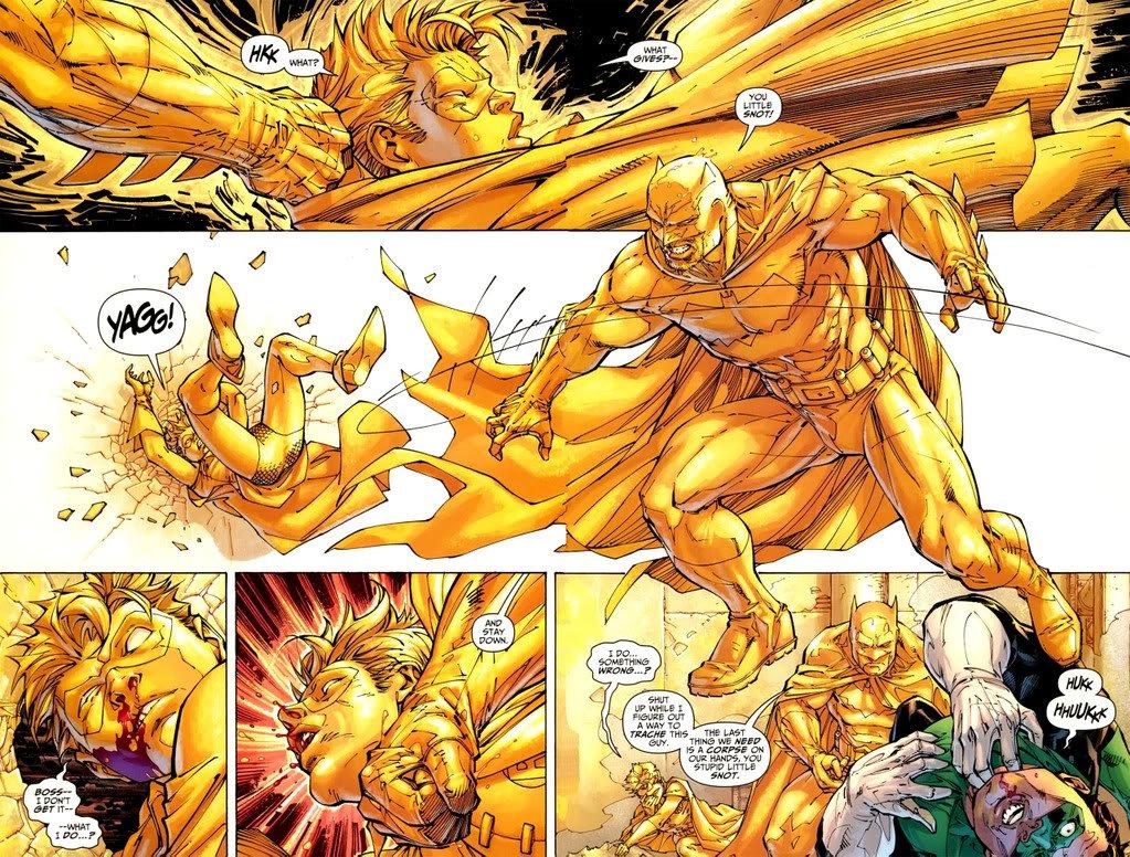 Тест Канобу: самые безумные факты о супергероях - Изображение 53