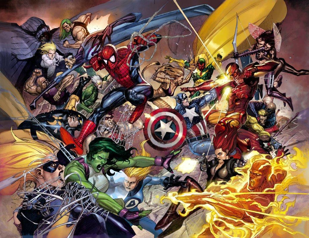 Marvel опубликовали актерский состав и синопсис «Гражданской войны» - Изображение 1