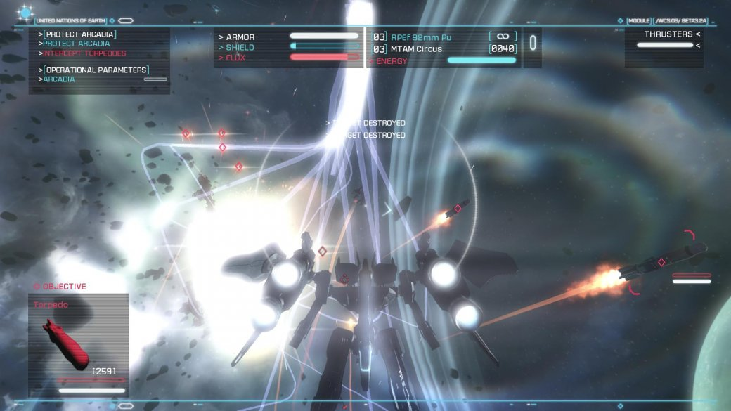 Рецензия на Strike Suit Zero - Изображение 2