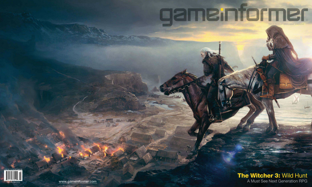 The Witcher 3 официально анонсирован!. - Изображение 1